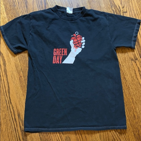 Fruit of the Loom Other - Green Day 2005 American Idiot Tee